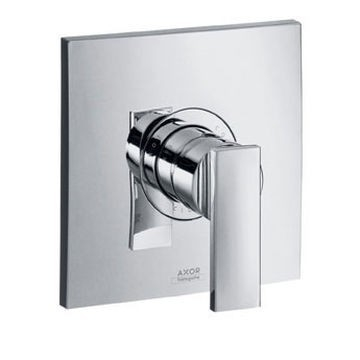 Axor - Citterio Finish Set for Shower Mixer Concealed Chrome