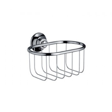 Axor - Montreux Wall-Mounted Soap Basket Brushed Nickel