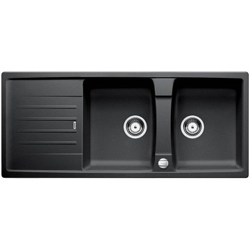 Blanco - Lexa 8 S Sink Drop-In DEB 1160x500x190mm Anthracite
