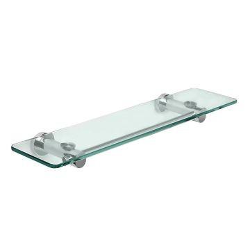 Magnificent Bathroom Butler 4800 Series Glass Shelf 500Mm Polished Stainless Steel Download Free Architecture Designs Scobabritishbridgeorg