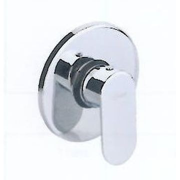 Comap - Kappa Bath/Shower Mixer Single Lever Concealed Chrome