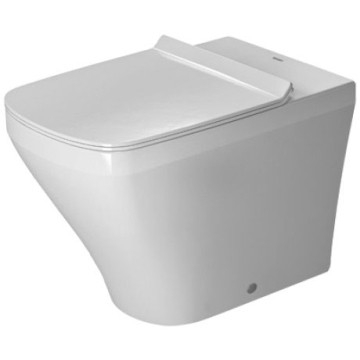 Duravit - Durastyle Toilet Back To Wall for Independent Water Supply 370x575mm White