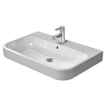 Duravit - Happy D2 Furniture Basin with Overflow with Tap Platform 800x505mm White