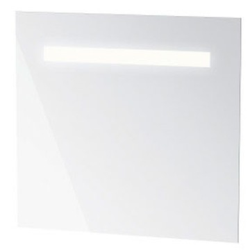 Duravit - Ketho Mirror with Led Lighting 800mmx750mm Clear