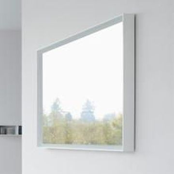 Duravit - L-Cube Mirror 800mm with Lighting & Dimming