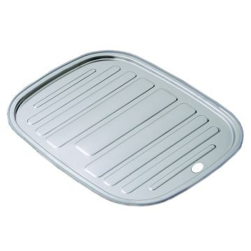 Franke - Franke Drainer Tray Suitable for Genesis, Cascade and Quinline Sinks Stainless Steel