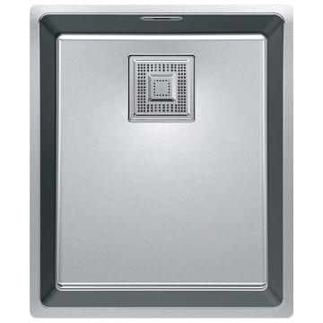 Franke - Centinox CMX110-34 Sink Sgl Bowl 370x440x175mm SS