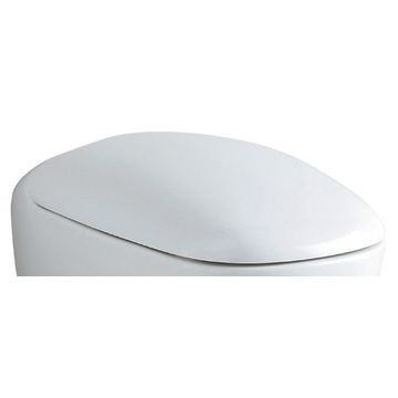 Geberit Citterio WC seat: Soft-closing mechanism =yes, Fastening=from above, white