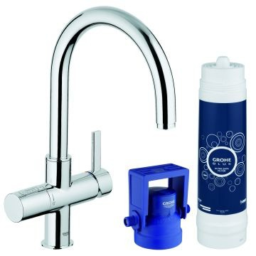Grohe - Grohe Blue - Taps - Filter Taps - Chrome