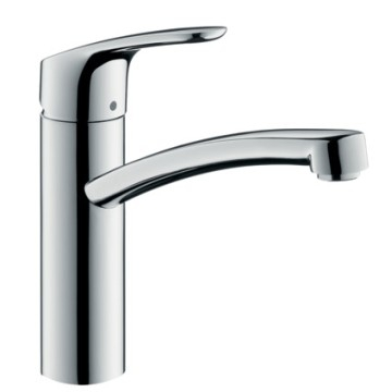 Hansgrohe - Decor Single Lever Kitchen Mixer 160 Chrome