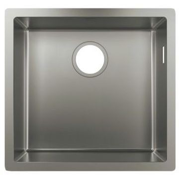 Hansgrohe - S719-U400 Under-Mount Sink 400 450x450mm Stainless Steel