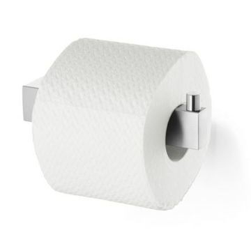 Zack - Linea Toilet Roll Holder Brushed Stainless Steel