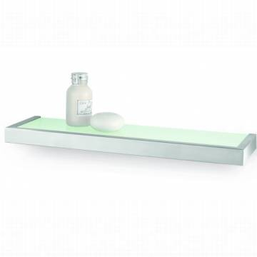 Zack Linea Shelf 465mm Brushed Stainless Steel Cape