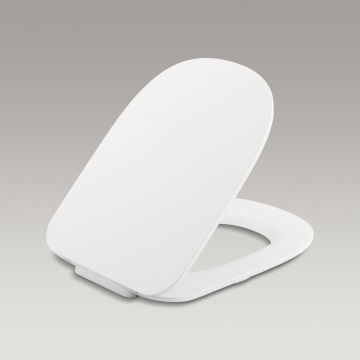 Kohler   Modern Life Quiet Close Slim Seat UF in White