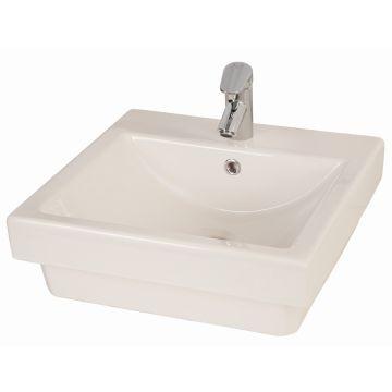 Lecico - Caprieze Countertop Basin 464x466x168mm White