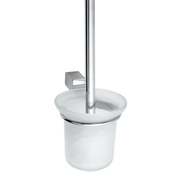 Stunning Bathrooms - Quantum Toilet Brush Polished Stainless Steel