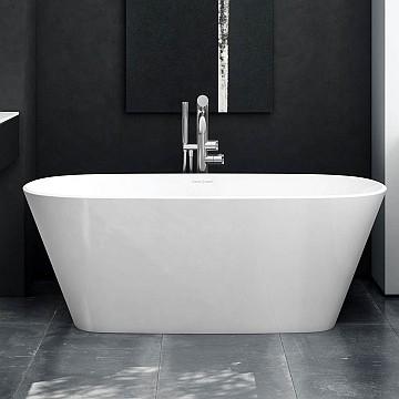Victoria & Albert - Vetralla Freestanding Bath 1493x739x560mm White