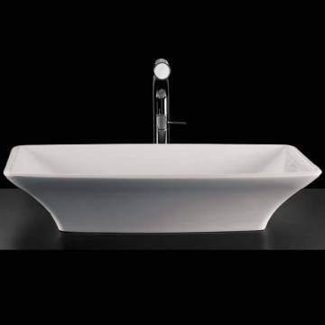 Victoria & Albert - Ravello Rimless Countertop Basin 600mm White