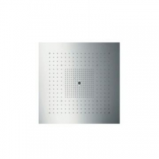 Axor - Starck ShowerHeaven 3 jet Overhead Shower without Light 720x720mm Stainless Steel
