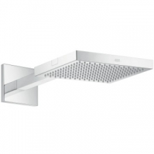 Axor - Starck 1 Jet Overhead Shower with Arm 240x240mm Chrome