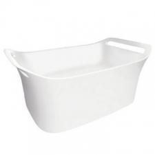Axor - Urquiola Wall-Hung Wash Basin 625x399mm Alpin White