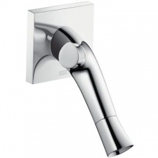 Axor - Starck Organic Wall-Mounted Basin Mixer for Concealed Installation Chrome