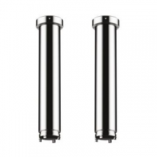 Axor - ShowerSolutions Extension Set 230mm for Ceiling Connector Chrome