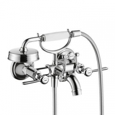 Axor - Montreux 2-Handle Bath Mixer For Exposed Installation with Lever Handles Chrome