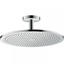 Axor - Overhead Shower 350 1 Jet With Ceiling Connector Chrome
