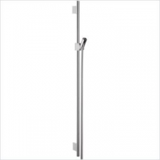 Axor - Uno² Wall Bar 900mm with Hose Chrome