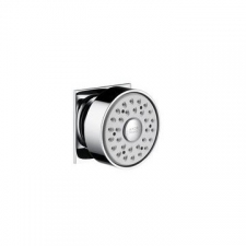 Axor - Square 1 Jet Body Shower Chrome