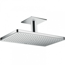 Axor - Overhead Shower 460/300 1Jet With Ceiling Connector Chrome