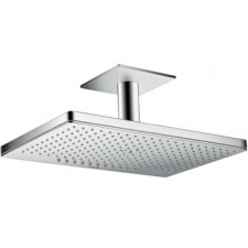 Axor - Overhead Shower 460/300 2Jet With Ceiling Connector Chrome