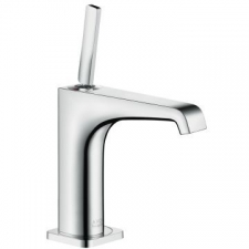 Axor - Citterio E Basin Mixer 125 without Pull Rod Polished Nickel