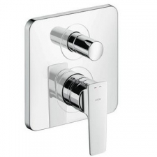 Axor - Citterio E Single Lever Bath Mixer For Concealed Installation Chrome