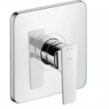 Axor - Citterio E Single Lever Shower Mixer For Concealed Installation Chrome