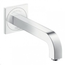 Axor - Citterio Wall-Mounted Electronic Basin Mixer Spout 220mm Chrome
