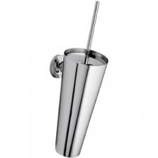 Axor - Starck Wall-Mounted Toilet Brush Holder with Brush Chrome
