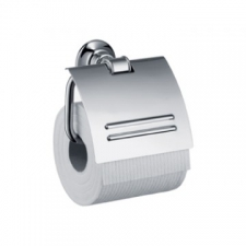 Axor - Montreux Paper Roll Holder with Cover Chrome