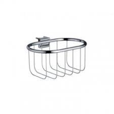 Axor - Montreux Soap Basket Suitable for Mounting Unica Wall Bar Brushed Nickel