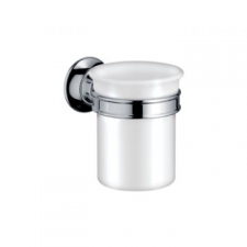 Axor - Montreux Wall-Mounted Toothbrush Tumbler Chrome