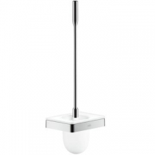 Axor - Universal Accessories Wall-Mounted Toilet Brush Holder Chrome