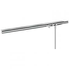Axor - ShowerSolutions 1200 2-Handle Walltype Exposed Thermostat Bath Mixer2 Outlets - 15mm Chrome