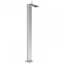 Axor - MyEdition Single Lever Basin Mixer Floorstanding w/Push-Open Waste Set w/o Plate Chrome