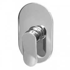 Bay Concealed Shower Mixer Chrome - BluTide