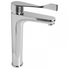 Bore Elbow Action 210mm Basin Mixer - BluTide