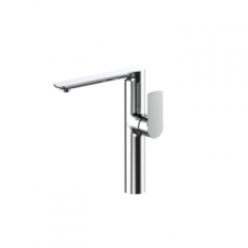 Dune One Hole Sink Mixer Chrome - BluTide