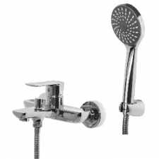 Dune Bath Mixer W/T Chrome - BluTide