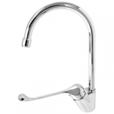 Mixed Elbow Action One Hole Sink Mixer - BluTide