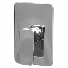 Shore Concealed Shower Mixer Chrome - BluTide
